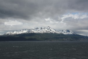 Back in the Strait's calmer waters.  We were now ready to see the glaciers of Glacier Alley.